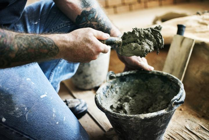 Kőműves szakma